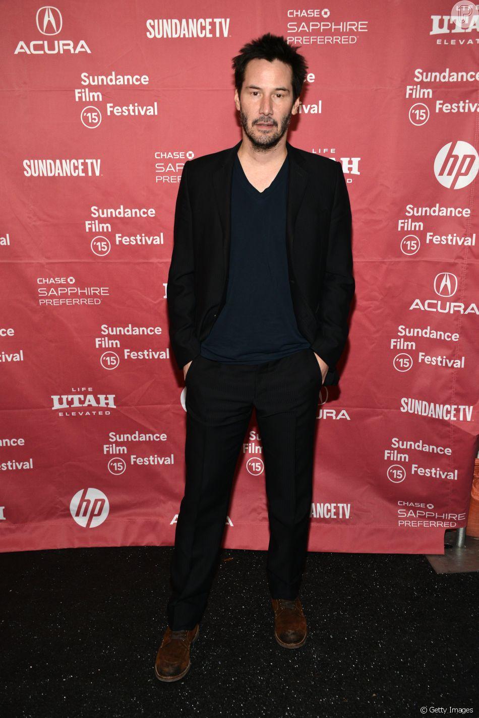 Keanu Reeves ganhou apoio nas redes sociais após assumir novo namoro