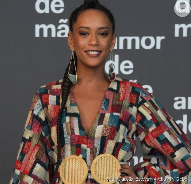 Taís Araújo e mais famosas apostam em trends para festa de lançamento da novela 'Amor de Mãe' nesta terça-feira, 05 de novembro de 2019