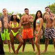 Leo Picon, Gui Araújo, Any Borges e Catherine Bascoy, todos do atual elenco do 'De Férias com Ex: Celebs', fazem parte da lista de amigos de Caio Cabral no Instagram
