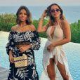 Após revelação de affair com Caio Cabral, Jéssica de Sá fez pedido por Anitta no Instagram: 'Deixa minha amiga'