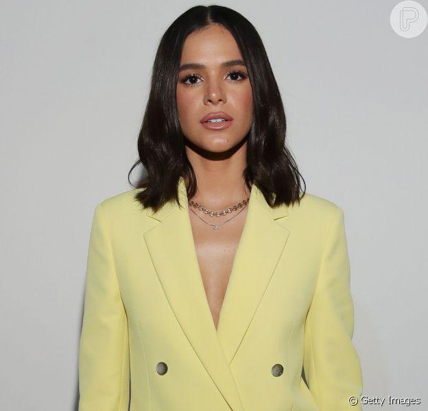 Bruna Marquezine abre jogo sobre fake news, rivalidade feminina e mais em entrevista nesta quarta-feira, dia 13 de novembro de 2019