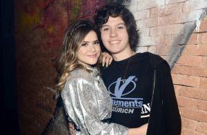 Maisa Silva ganha beijo em aniversário de namoro: 'Amor, fidelidade e amizade'