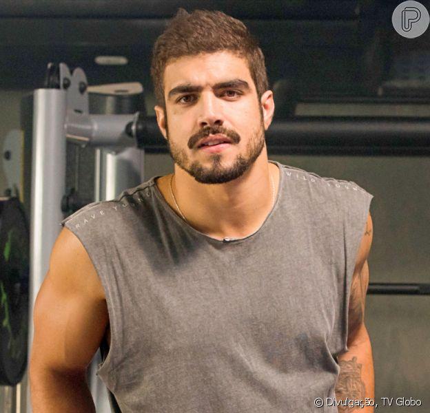 Caio Castro dá adeus ao personagem Rock da novela 'A Dona do Pedaço'