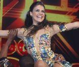 Paloma Bernardi quer entrar em aula de dança após 'Domingão': 'Sempre gostei'