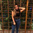 Suzanna Freitas foi comparada à mãe, Kelly Key, em foto na rede social