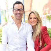 Ticiane Pinheiro cita importância de casamento com Tralli: 'Família mais unida'