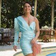 Paolla Oliveira  contou o que levou de personagem da novela 'A Dona do Pedaço'
