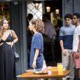 Rui (Romulo Neto) paga Leila (Jade Cardozo) para separar Filipe (Pedro Novaes) de Rita (Alanis Guillen) na novela 'Malhação: Toda Forma de Amar'