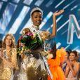 Zozibini Tunzi, Miss Universo 2019, destacou a importância da mãe em sua conquista
