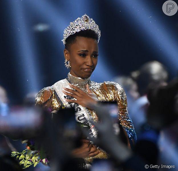 Representatividade: Miss Universo é celebrada por Gio Ewbank, Taís Araújo e mais famosas nesta segunda-feira, dia 09 de dezembro de 2019