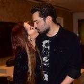 Só love! Maiara e Fernando Zor namoram em festa com Mariano, Zilu e mais famosos