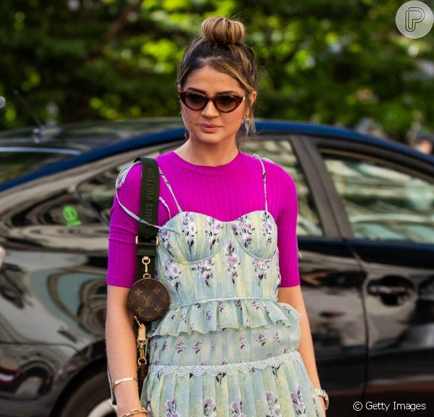 Moda verão 2020: bolsa, sapato e mais itens poderosos para levar cor aos looks da próxima estação. Fotos!