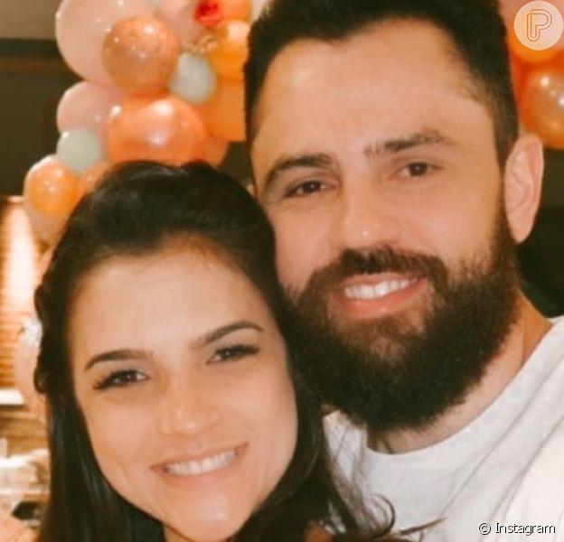 Filha de Mateus, da dupla com Jorge, e Marcella Barra foi comparada com cantor em foto na web