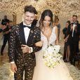 O casamento de Gabi Brandt e Saulo aconteceu no Copacabana Palace