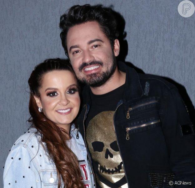Maiara e Fernando Zor deixam de se seguir no Instagram