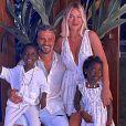 Giovanna Ewbank passa primeiro Réveillon grávida e reúne família em Trancoso, na Bahia