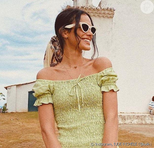 Tendências das famosas: os looks de Bruna Marquezine, Marina Ruy Barbosa e mais fashionistas vão te inspirar nessas 55 fotos!