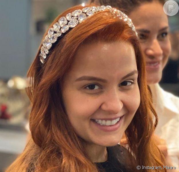 Maiara, da dupla com Maraisa, foi comparada com princesa da Disney após mudar o visual