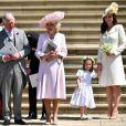 Kate Middleton ganhou parabéns do Príncipe Charles e Duquesa Camilla nesta quinta-feira, dia 09 de janeiro de 2020