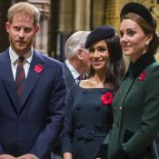 Meghan Markle e Harry parabenizam Kate Middleton em 1ª mensagem após renúncia