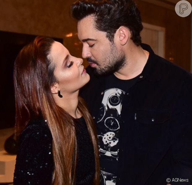 Maiara e Fernando Zor reatam namoro após tempo separados. Saiba!