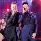 Dupla de Zé Neto, Cristiano sente mal-estar durante show: 'Um pouco debilitado'