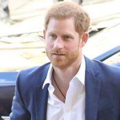 Harry fala pela 1ª vez sobre decisão de se afastar da família real: 'Triste'