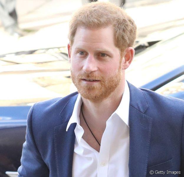O Príncipe Harry falou pela primeira vez sobre sua decisão de se afastar da família real