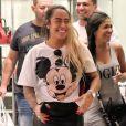 ' Espero muito que ele seja feliz, assim como eu tenho certeza que ele deseja isso por mim', diz Rafaella Santos