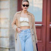 Truques de styling para arrasar com a calça jeans da moda como uma fashionista