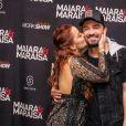Maiara e Fernando Zor passaram por um breve rompimento no fim do ano passado