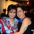 Nanda Costa e a mulher, Lan Lanh, estão juntas há 6 anos: 'Um mar de amor para nós, para sempre e todo dia!'