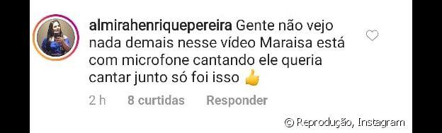 Mãe de Maraisa opina sobre vídeo da filha próxima a Neymar