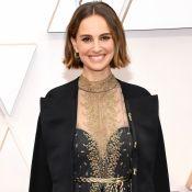 Oscar 2020: Natalie Portman usa vestido para protestar por mulheres. Mais looks!
