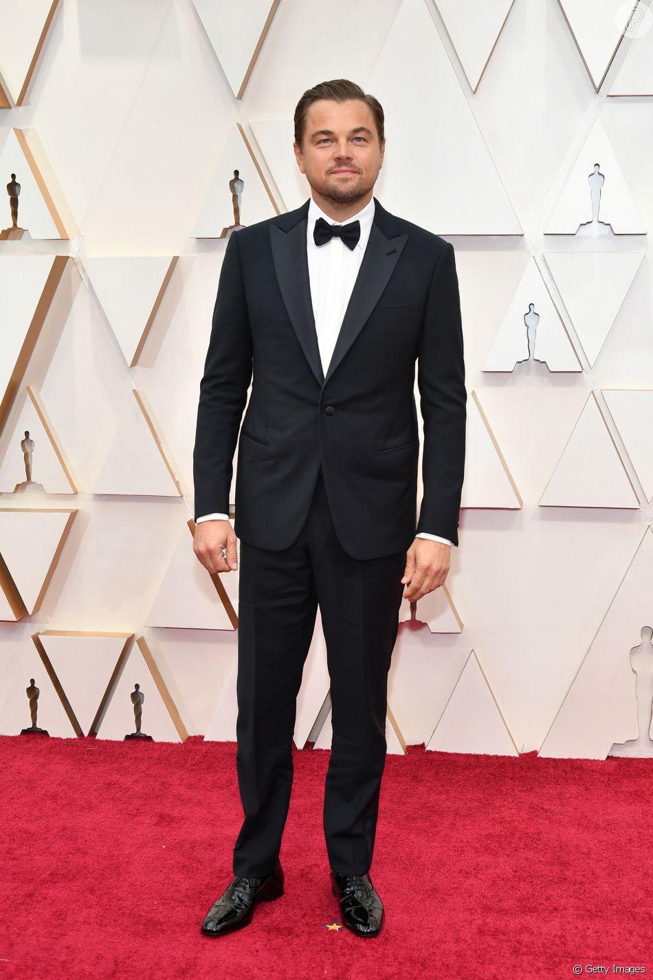 Leonardo DiCaprio no Oscar 2020