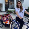 Patricia Abravanel compartilha com frequência fotos dos filhos, em especial dos caçulas, Jane, de 2 anos, e Senor, de 10 meses