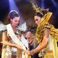 Camila Queiroz foi coroada pela primeira vez rainha do Baile do Copa neste carnaval: 'Mais uma conquista'