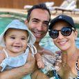 Ticiane Pinheiro postou foto com a família no Instagram