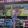 Claudia Leitte está com a agenda cheia no carnaval de 2020.