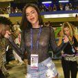 Bruna Marquezine chamou atenção por look ousado no Carnaval 2019