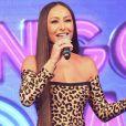 Sabrina Sato estreia novo formato do 'Domingo Show' no próximo domingo, 08 de março de 2020: ' Inventei de fazer neste dia porque é o Dia da Mulher. Também é muito especial por ser o dia do aniversário da Hebe Camargo'