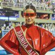 Deborah Secco celebra união entre as mulheres no Carnaval
