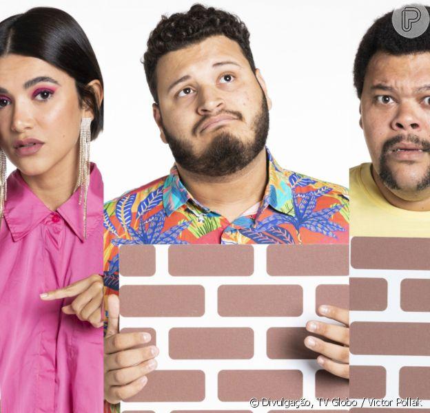 Manu Gavassi, Victor Hugo e Babu Santana estão do Paredão do 'Big Brother Brasil 20'