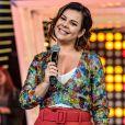 Fernanda Souza optou por não apresentar o programa 'The Circle'