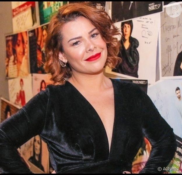 Fernanda Souza nega síndrome do pânico após separação de Thiaguinho. Saiba mais sobre a declaração da artista nesta segunda-feira, dia 09 de março de 2020