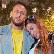 Rafaella Santos faz 24 anos e ganha homenagem de Neymar: 'Estarei aqui por você'