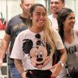 ' Te amo, amor. Te amo, minha filha. Que Deus a abençoe e proteja sempre. Feliz aniversário', diz Neymar Pai para Rafaella