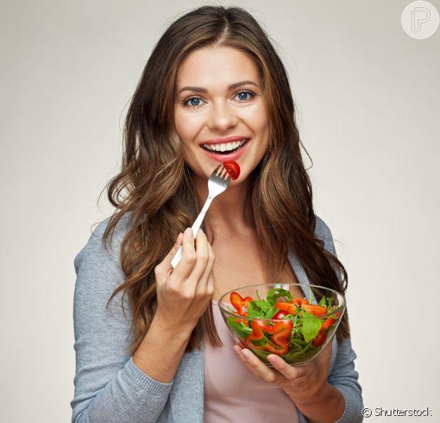 Alimentação saudável contribui para um organismo imune