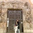 Simaria passou um verdadeiro perrengue na viagem em família para Espanha