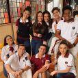 Larissa Manoela recebeu proposta para apresentar um programa no SBT após deixar o elenco de 'As Aventuras de Poliana'